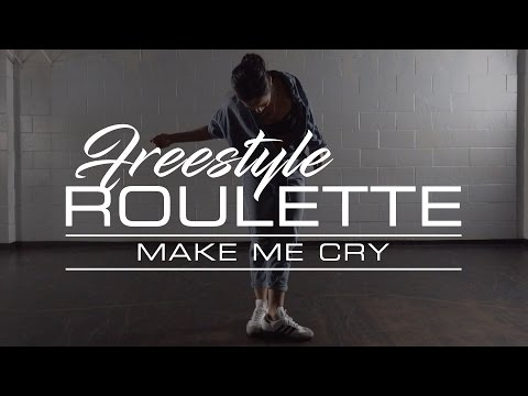 GALEN HOOKS  FREESTYLE ROULETTE   Make Me Cry Noah Cyrus