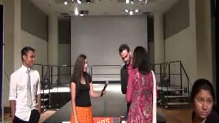 """VCU Tiranga - """"Bollywood Tadka 2013"""" - Hindi dialogues in English"""
