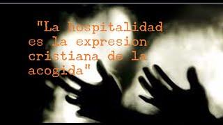 EN CLAVE DE HOSPITALIDAD - ORACIÓN