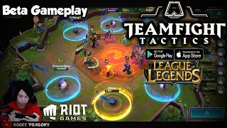 Popular Teamfight Tactics: League of Legends Strategy Game Related to Games