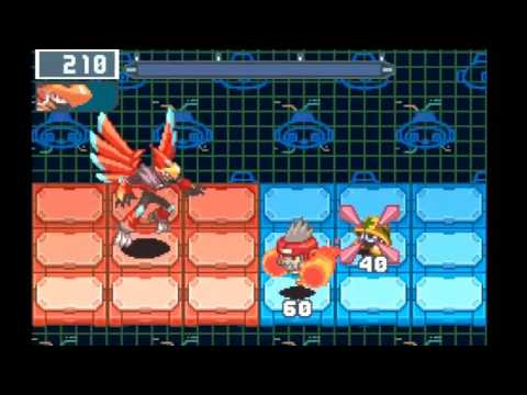 Mega Man Battle Network 6 Falzer (Any % RTS) with BLG & Modcards