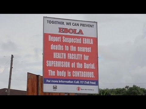 Sierra Leone introduces two-year jail term for harbouring Ebola victims