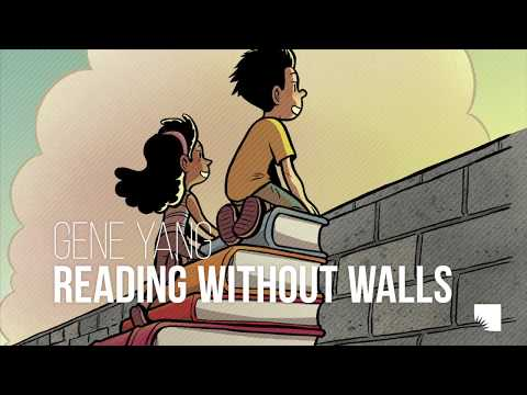 Gene Yang: Reading Without Walls | Ann Arbor District Library