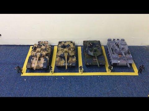 Bộ Tứ Xe Tank Được Nhiều Người Thích 789-1, 789-2, 789-3, 789-4