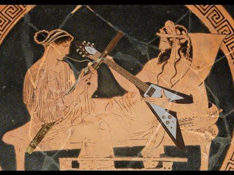 Ancient Greek Music - Ancient History Encyclopedia