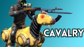 Fallout 4 - CAVALRY - 50 Ways to Die at Dr. Nick