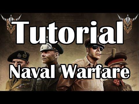 Tutorial | Naval Warfare | Hearts of Iron IV: Man the Guns