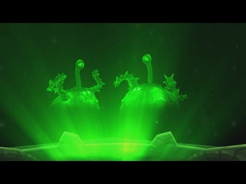 Patch 7.2 Tomb of Sargeras Cinematic (Extended Edition) - MAJOR SPOILERS!