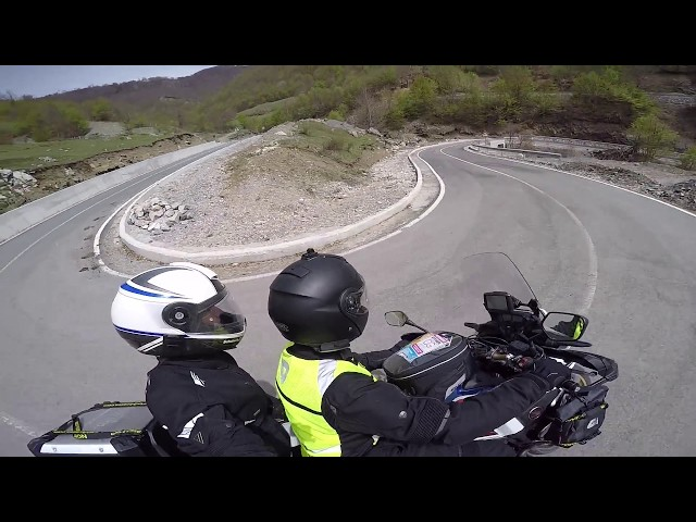 2017 Moto Balkans Trip - trailer
