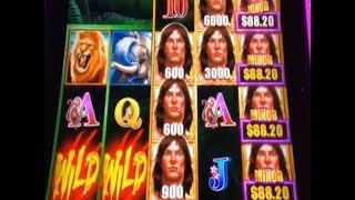 ★WOW ! YES ! $500 Free Play !☆Lucky 7 Slot machine games played at San Manuel Casino☆彡