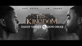 "Daddy Yankee haciendo historia en ""The Kingdom"""