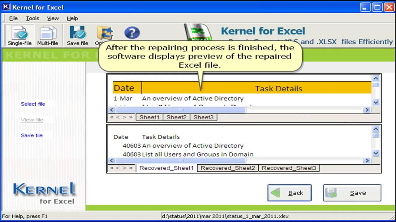 kernel for excel full version crack free download