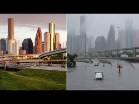 Hurricane Harvey Aftermath update Worst Weather Disaster in USA History Breaking News August 2017