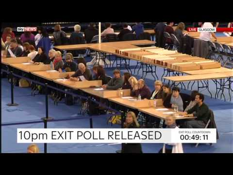 Sky News Election 2015 - Start of coverage