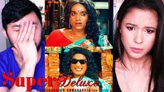 SUPER DELUXE | VIJAY SETHUPATHI | Fahadh Faasil | Trailer Reaction