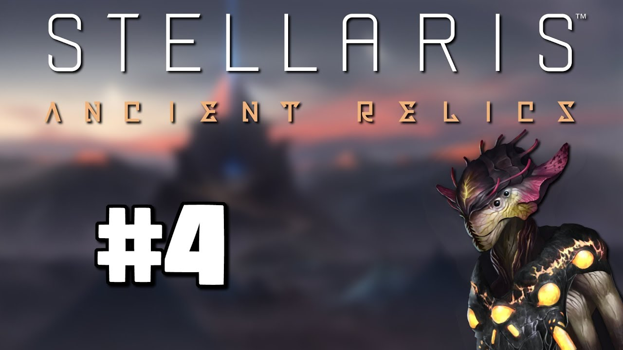 Ecumenopolis | Belman Empire #4 | Stellaris: Ancient Relics by GameGabster