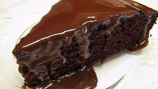 Betty's Mexican Chocolate Cake Glaze