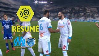 Olympique de Marseille - ESTAC Troyes (3-1)  - Résumé - (OM - ESTAC) / 2017-18