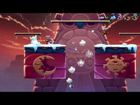 Brawlhalla December 2017 snowball weekly