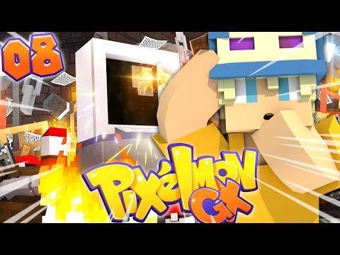 TROVO I DIAMANTI, NUOVI MACCHINARI E CASA FINITA! - Minecraft ITA   Pixelmon GX #8