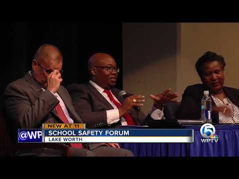 Palm Beach County School District Addresses Safety Concerns