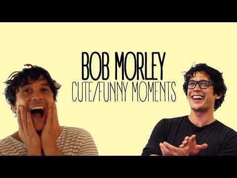 Bob Morley Cute/Funny Moments