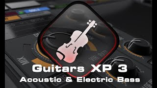 Vengeance Producer Suite - Avenger Expansion Walkthrough: Guitars XP3 (Acoustic Electric Bass)