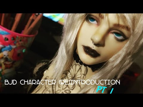 Bjd Character (re)introduction