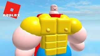 ROBLOX SUPER HERO GUY!!