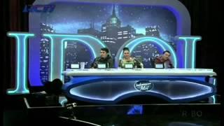 Riska Afrillia - Ghaitsa Kenang - Yuka Tamada - Gadis Bergitar Audisi Indonesian Idol 2014
