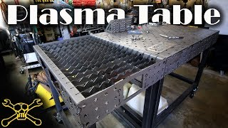 Making The Ultimate Plasma Table / Cart / Station