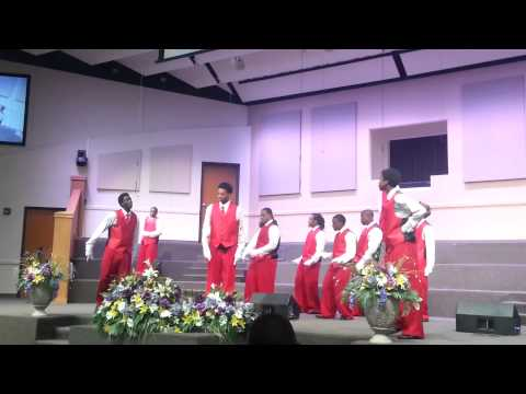 Laus Deus Praise Dance Ministry