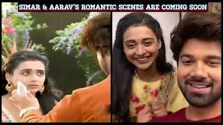 Sasural Simar Ka 2: Simar & Aarav's Romantic scenes Are Coming Soon