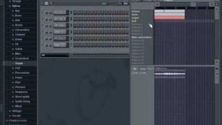 Создаем инструментал в FL Studio (видео на русском) часть 3
