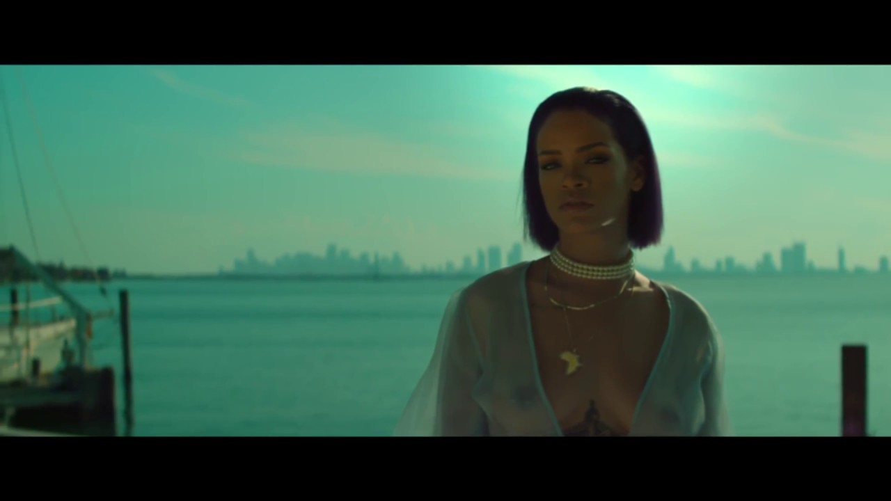 Rihanna nude video
