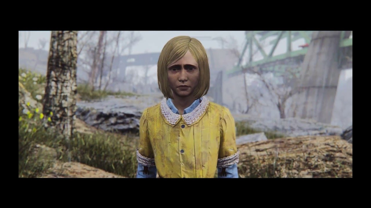 This is what Fallout 4 looks like if it were next gen