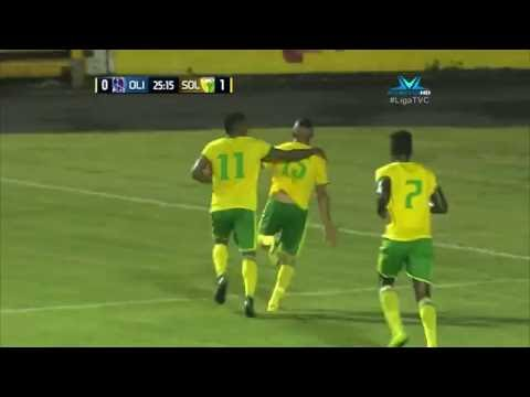 El Primer Gol de Social Sol en Liga Nacional
