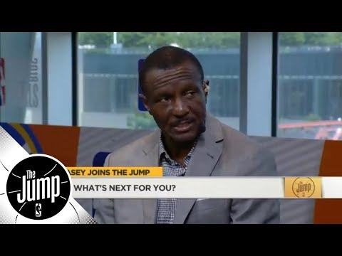 Dwayne Casey on his future and how the Cavaliers swept his Toronto Raptors | The Jump | ESPN
