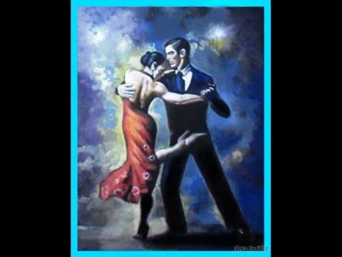 Как нарисовать танцующую пару
