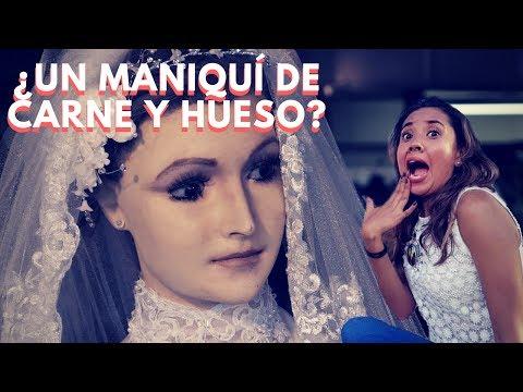 ¡Este maniquí tiene vida!   Leyenda de Pascualita en Chihuahua