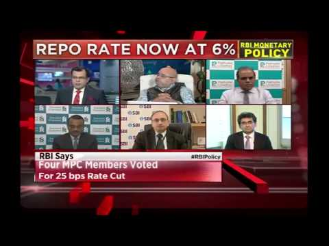 Market Report: RBI Cuts Repo Rate & Reverse Repo Rate by 25 Bps - CNBC TV18