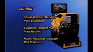 Midway Arcade Treasures 3 (Gamecube) - Extra Content - Credits