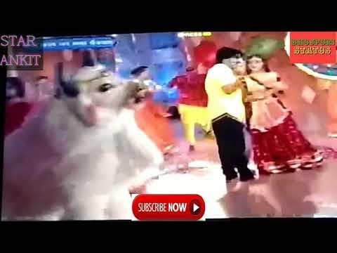Pawan singh new bolbum stage show 2018 (गौरा हो ह्स् द् ना)on big ganga