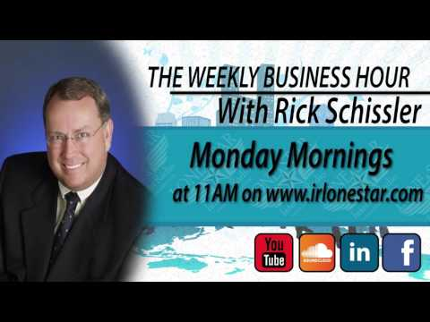 December 7th, 2015 - The Weekly Business Hour with Rick Schissler - Dr. Carlos Sanchez
