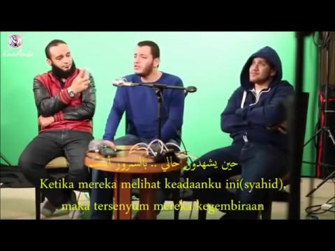 Saufa Nabqa Huna   Rami Mohammad ( Arabic & Indonesian Sub)