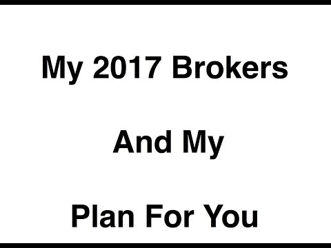 The Best Penny Stock Brokers And My 2017 Plan For You
