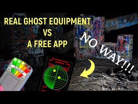 Do Ghost Hunting Apps Really Work?