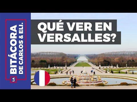6 Días en París #5 :: Qué ver en el Palacio de Versalles ✈🇫🇷