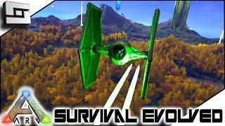 STAR WARS IN ARK! Modded ARK: Mystic Academy E9 ( Ark Survival Evolved Gameplay )
