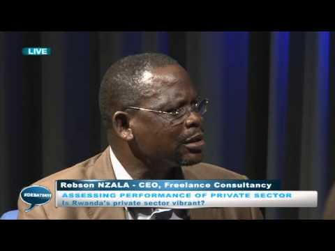 #Debate411 S1 EP 39-Is Rwanda Private Sector Ready to run Economy?
